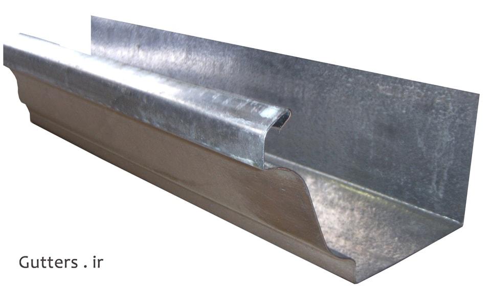 ساخت گاتر فلزی
